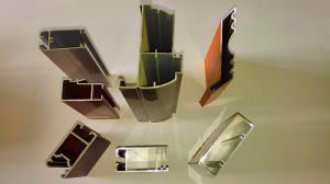 Aluminium Profiles for Facade System/Door/Curtain Wall pictures & photos