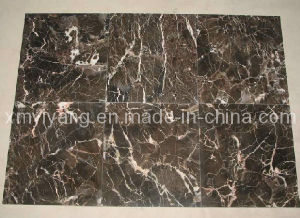 Polished Emperador Dark Marble Tile for Floor and Wall pictures & photos