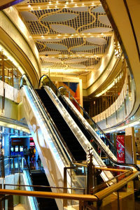 Economical Safe Indoor Types Vvvf Escalator pictures & photos