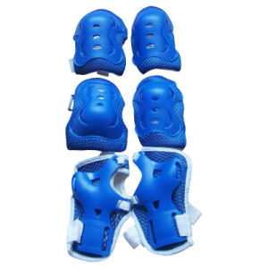 Roller Skate Children Blue Protective Gear