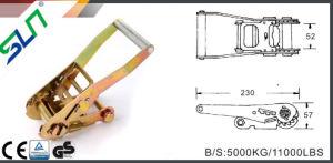 5t X 10m Ratchet Strap Sln Ce GS pictures & photos