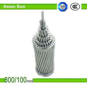 ACSR Stranded Conductor Used as Transmission Line Supplier in China pictures & photos