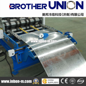 Color Steel Trapezoidal Sheet Roll Forming Machinery pictures & photos