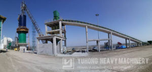 2017 Yuhong 50-200tpd Lime Vertical Shaft Kiln for Lime Production Plant High Thermal Efficiency pictures & photos