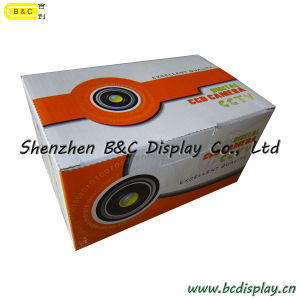 Camera Packaging Box / Color Box Custom-Made / Corrugated Graphic Carton / Color Box Factory (B&C-I010) pictures & photos