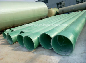 Fiber Glass Pipe Producing FRP Plastic GRP Fiberglass Pipe pictures & photos