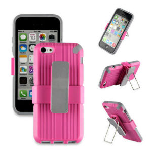Hybird Combo Hard Case for iPhone 5s with Clip pictures & photos