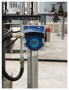 Fixed NO2 Gas Detector with High Precision Gas Alarm