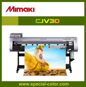 1440dpi High Resolution Printhead Imported Printing&Cutting Machine Cjv30 pictures & photos
