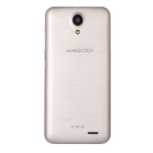 Smartphone Factory Wholesale Amigoo 4.5inch Cheapest Price Original Smartphone Mobile Amigoo H2000 pictures & photos