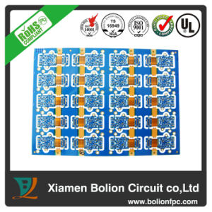 4 Layers High Quality Rigid-Flex PCB pictures & photos