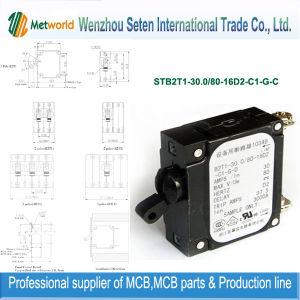 Miniature Circuit Breaker MCB (STB2T1) pictures & photos