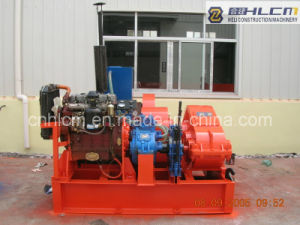 Dissel Power Winch with SGS pictures & photos