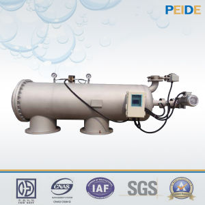 Differential Pressure Domestic River Water Treatment Water Filter Equipment pictures & photos
