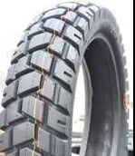 Motorcycle Parts 110/90-16 6pr/8pr Motorcycle Tubeless Tyre pictures & photos