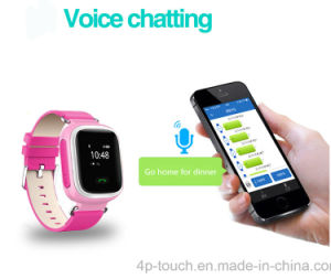 GPS Location Kids Smart Watch with Android and Ios APP pictures & photos