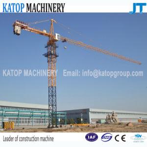 Qtz80 Series Tc5610 Double Gyration 6t Load Tower Crane pictures & photos