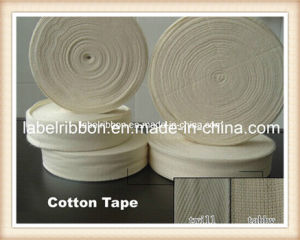 High Qualtity Herrinbone 100% Cotton Tape (CC2400) pictures & photos