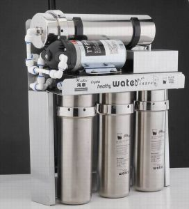 Water Filter System SUS304 RO Water Filters 200g Csm Membrane