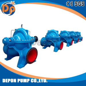 Industrial High Capacity Water Pump Drainage Pump pictures & photos