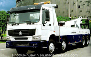 Sinotruk HOWO 6X4 Road Wrecker Truck Tow Truck Recovery Truck pictures & photos