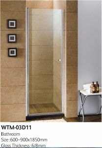 High Quality Shower Panel on Bath Tub Wtm-03D11 pictures & photos