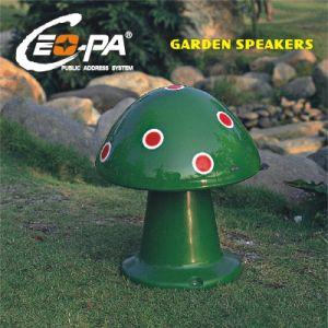 PA System Mushroom Shape Garden Speaker (CE-AG5)