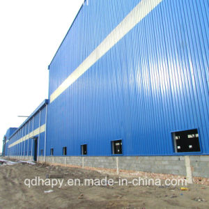 Prefabricated Workshop and Warehouse Construction pictures & photos