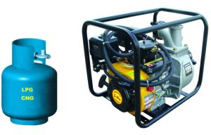 3 Inch Liquefied Petroleum Gas Engine Driven Water Pump (WP30LPG) pictures & photos