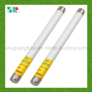 Cylindrical High Voltage Ceramic Fuse (XRNP6) (XRNP6-35kV) pictures & photos