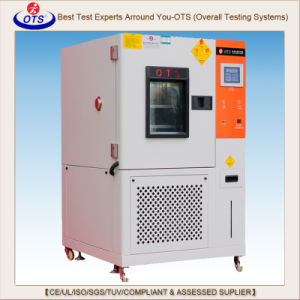 Laboratory Environmental Cold and Hot Temperature Humidity Climatic Test Chamber pictures & photos
