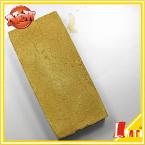 Gold Synthetic Coating Inorganic Pearlescent Pigment pictures & photos