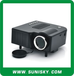 USD31.17 Mini LED Projector pictures & photos