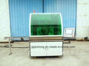 3 Stations Screen Printing Machine for Plastic Bottle Jar Tube pictures & photos
