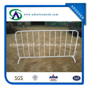 Vinyl Coated Control Barrier Fencing pictures & photos