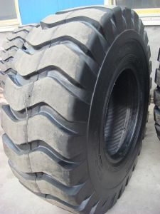 Solid off The Road Tire E-3 29.5-25 OTR pictures & photos