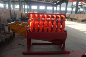 Oil Gas Drilling and Mud Cleaning Mud Desilter