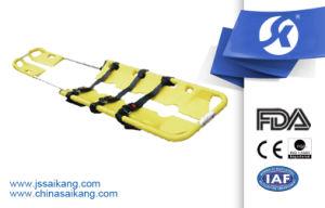 Medical Emergency Scoop Stretcher