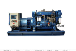 375kVA/300kw Weichai Diesel Marine Genset with  Wp13CD385e200 Engine pictures & photos