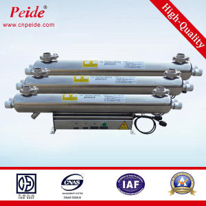 Water Treatment System of Hospital Water Disinfection UV Sterilizer pictures & photos