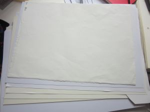 Mf /Mg Glassine Paper for Food Packing, pictures & photos
