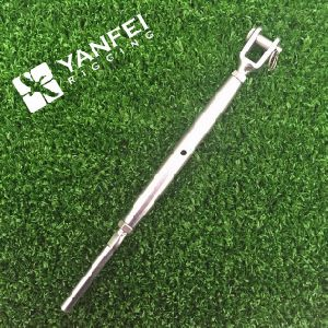 Stainless Steel 304/316 Pipe Jaw Swage Turnbuckle pictures & photos