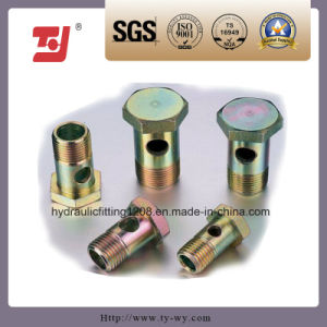 Fluid Power Metallic Tube Connections Bolts