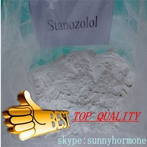 Fat Loss Steroids Winstrol for Muscle Mass Bodybuilding CAS 10418-03-8 pictures & photos