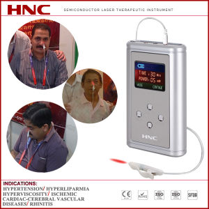 China Factory Offer Rhinitis Physical Therapy Apparatus Intranasal Light Therapy pictures & photos