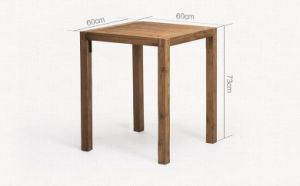 Solid Wooden Dining Desk Coffee Table (M-X2151) pictures & photos