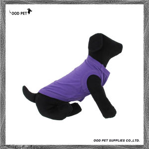 Cotton Dog Clothes Dog Shirt Spt6002-6 pictures & photos