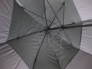 Double Layers Anti UV Golf Umbrella (GU007) pictures & photos