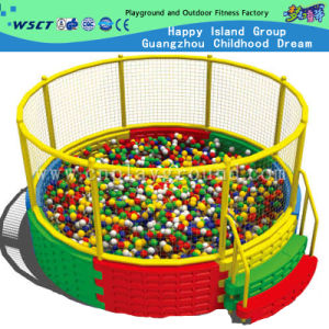 Newest Large Software Ocean Ball Pool with Enclosure (M11-10502) pictures & photos