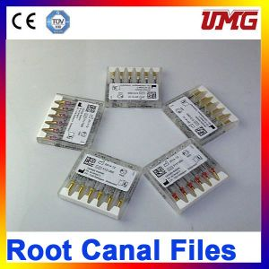 Dental Perfect Root Canal Rotary Files Oral Care Product pictures & photos